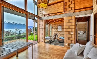 Rental Link House Corseaux