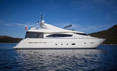 Rental Motor Yacht Zadar