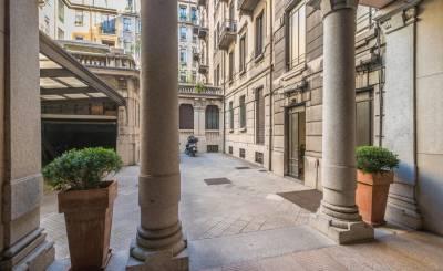 Rental Office Milano