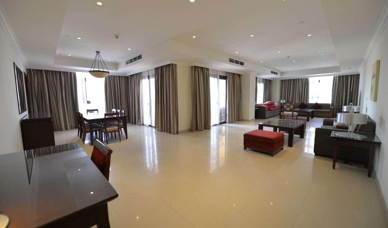 Rental Penthouse Doha