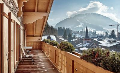Rental Penthouse Gstaad