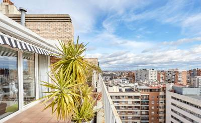 Rental Penthouse Madrid