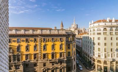 Rental Penthouse Milano