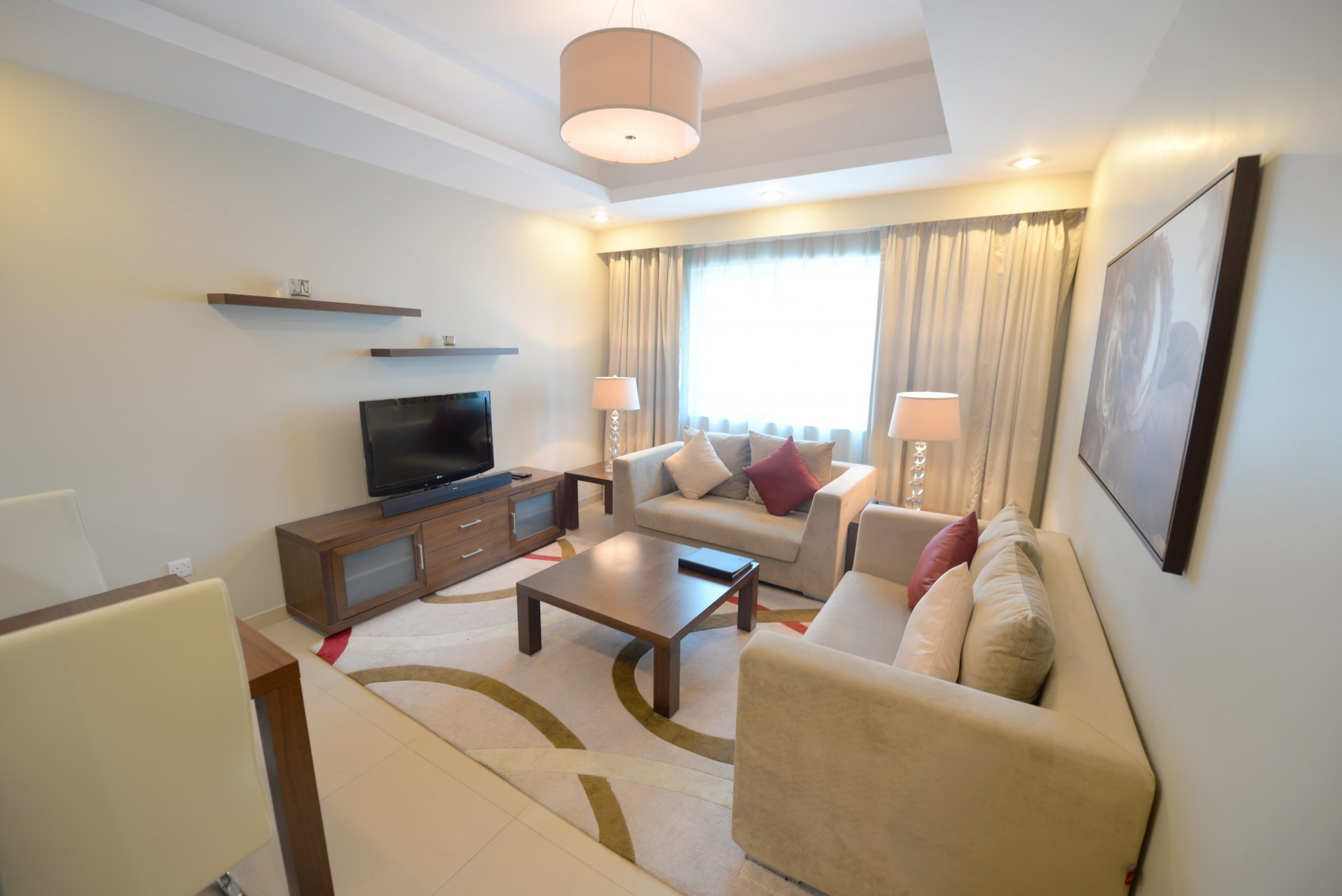 Ad Rental Serviced apartment Doha West Bay, 2 Rooms ref ...