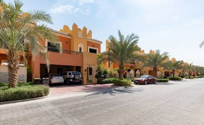 Rental Townhouse Dubai Sports City