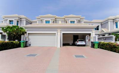 Rental Townhouse Dubailand