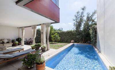 Rental Townhouse Madrid