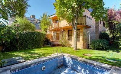 Rental Townhouse Madrid