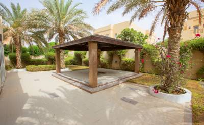 Rental Villa Arabian Ranches