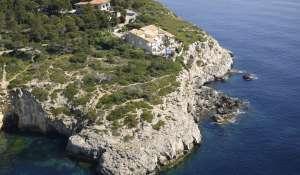 Rental Villa Cala Vinyes