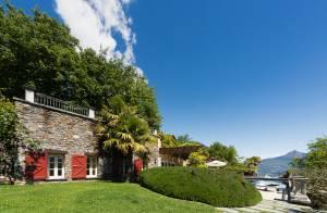 Rental Villa Como