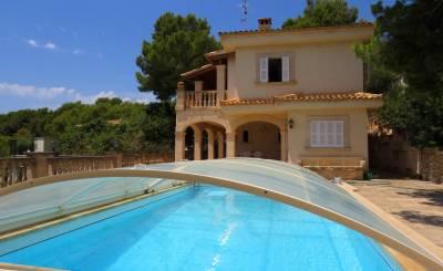 Rental Villa Costa d'En Blanes