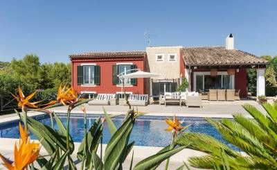 Rental Villa Costa de la Calma