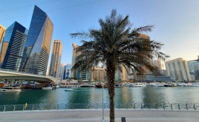 Rental Villa Dubai Marina