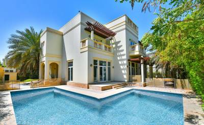 Rental Villa Emirates Hills
