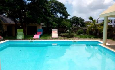 Rental Villa Grand Baie