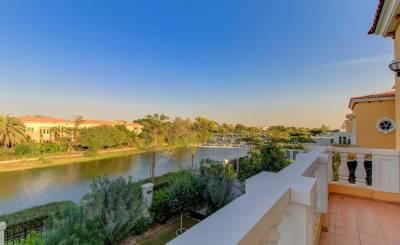 Rental Villa Jumeirah Park