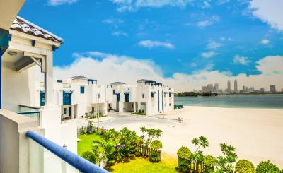 Rental Villa Palm Jumeirah