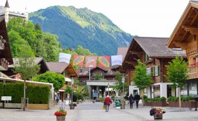 Rental Village house Gstaad