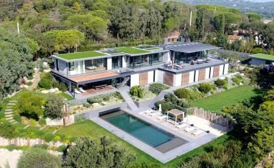 Saisonvermietungen Villa Ramatuelle