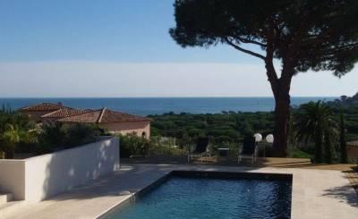 Saisonvermietungen Villa Sainte-Maxime
