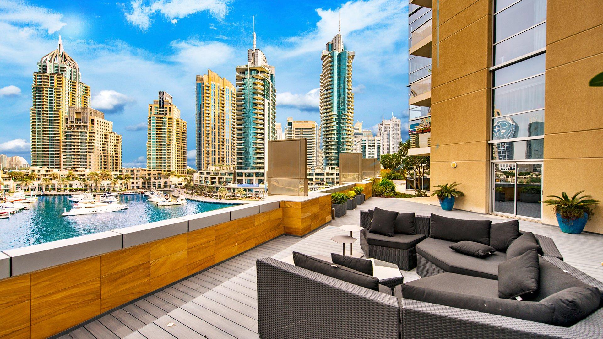 Ad Sale Apartment Dubai Marina Marina Tower ref:V0164DU