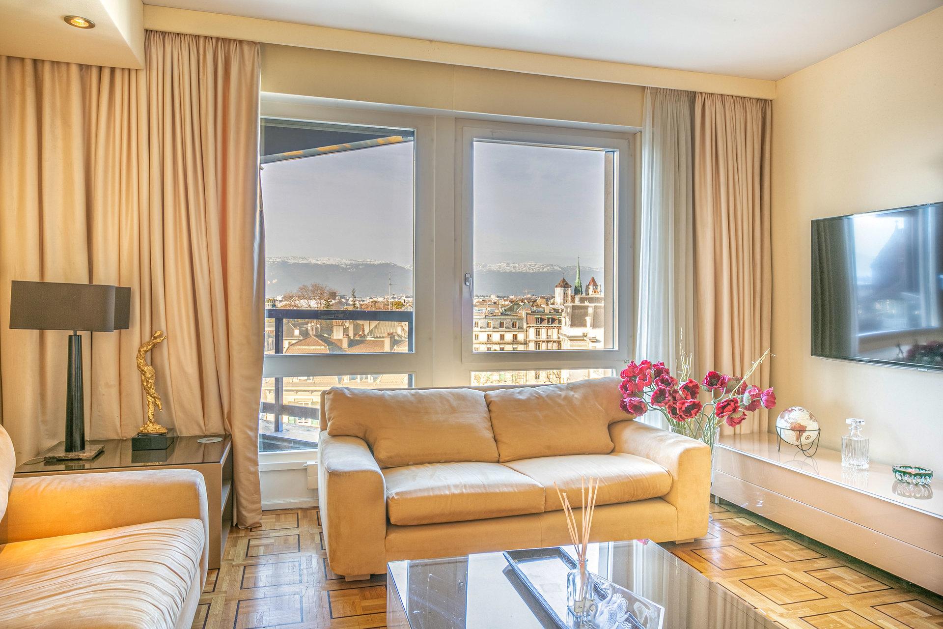 Ad Sale Apartment Genève (1206), 5 Rooms ref:V0763GE