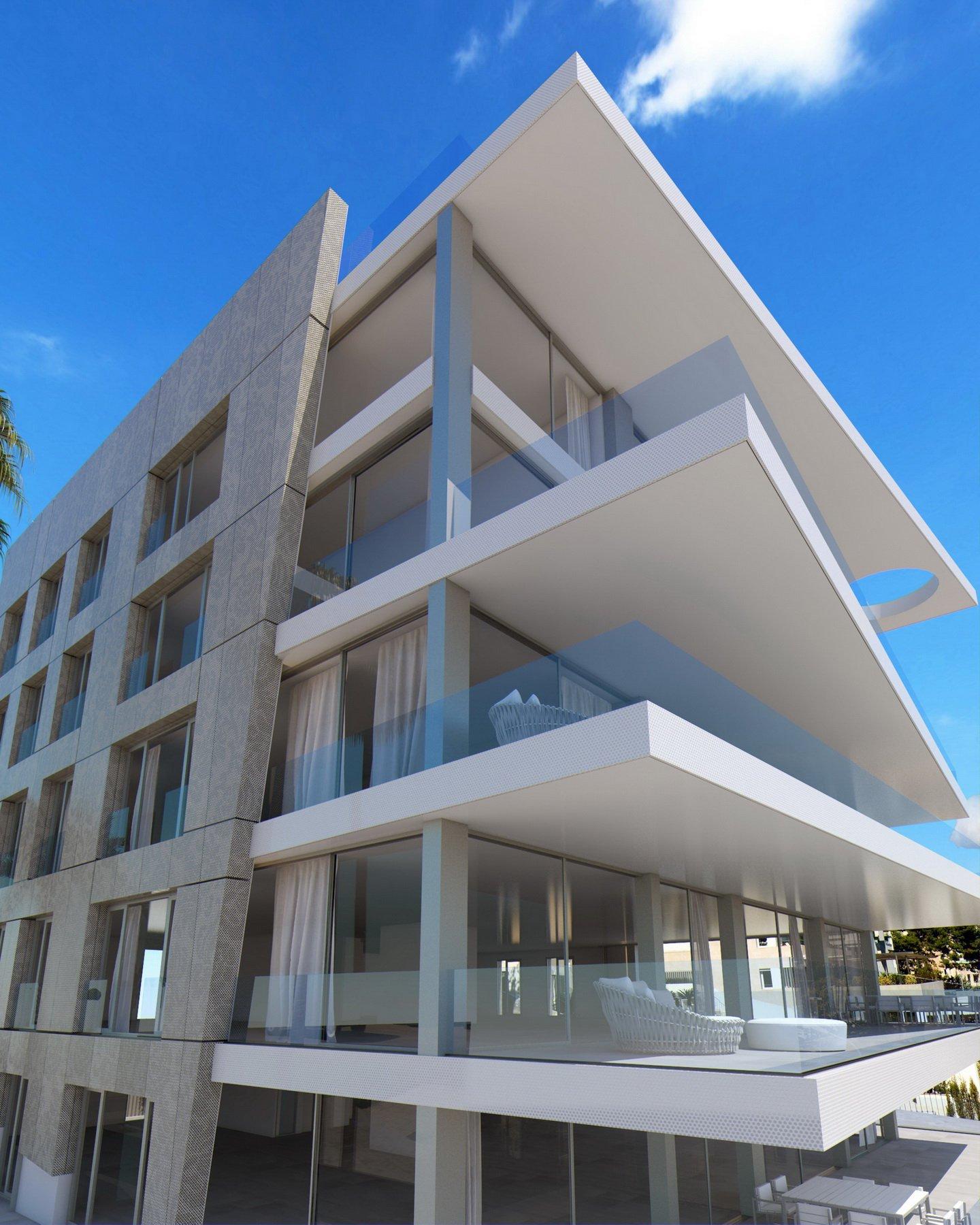 Idlewilde Apartments: Ad Sale Apartment Palma De Mallorca Paseo Maritimo (07001