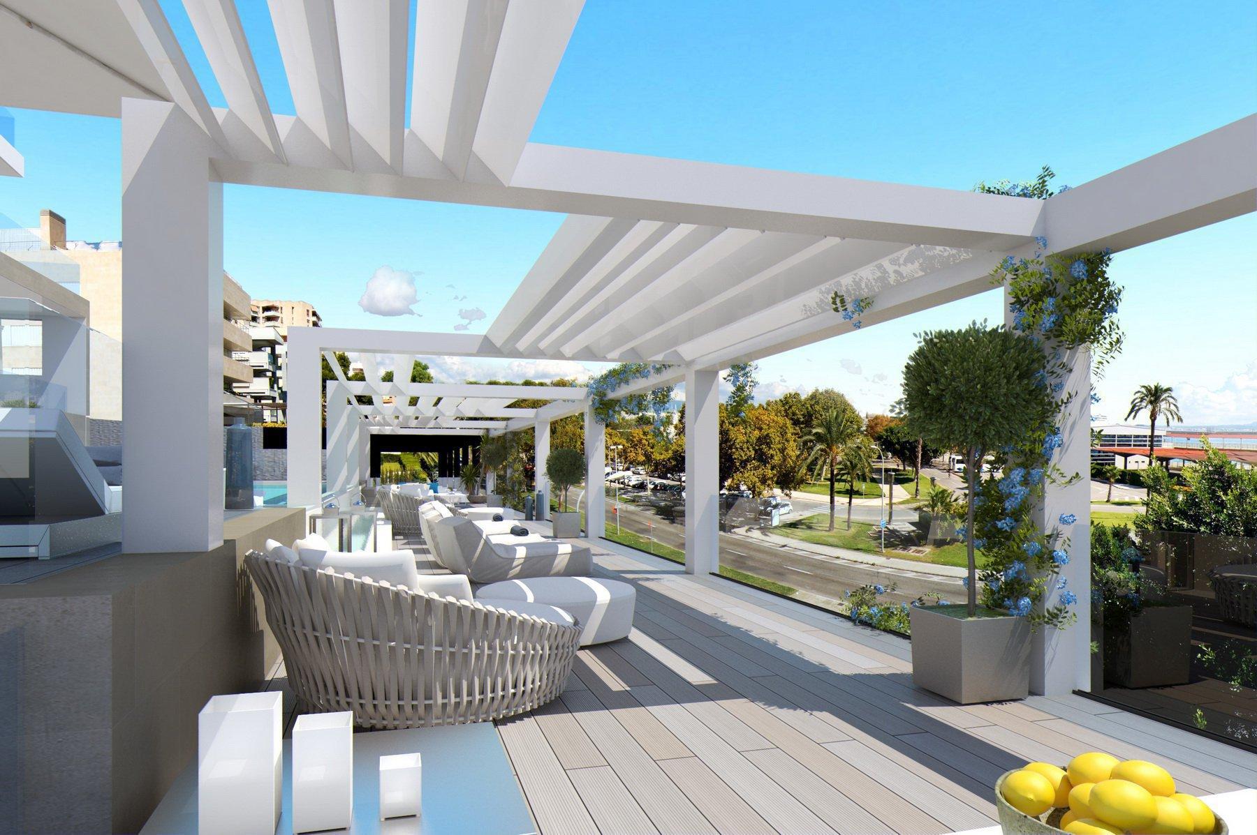 Ad Sale Apartment Palma de Mallorca Paseo Maritimo (07001 ...