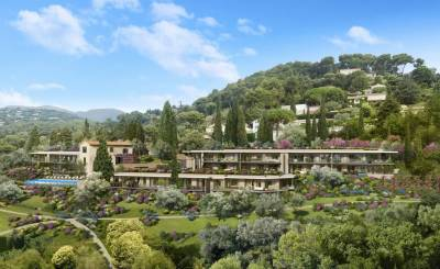 Sale Apartment Saint-Paul-de-Vence