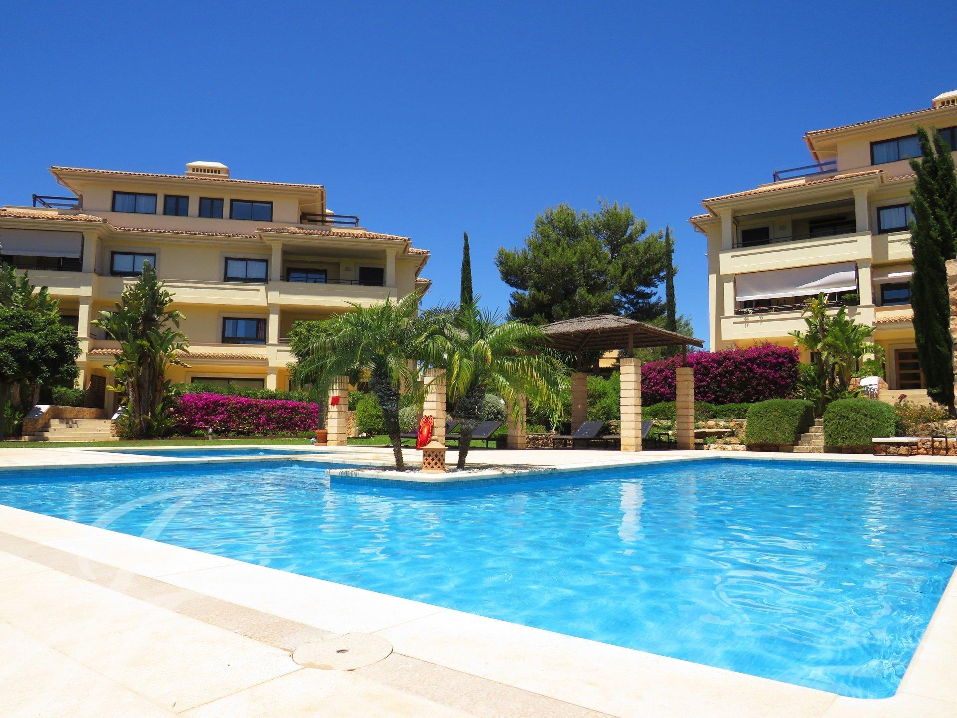 Ad Sale Apartment Santa Ponsa (07180) ref:V0343SP