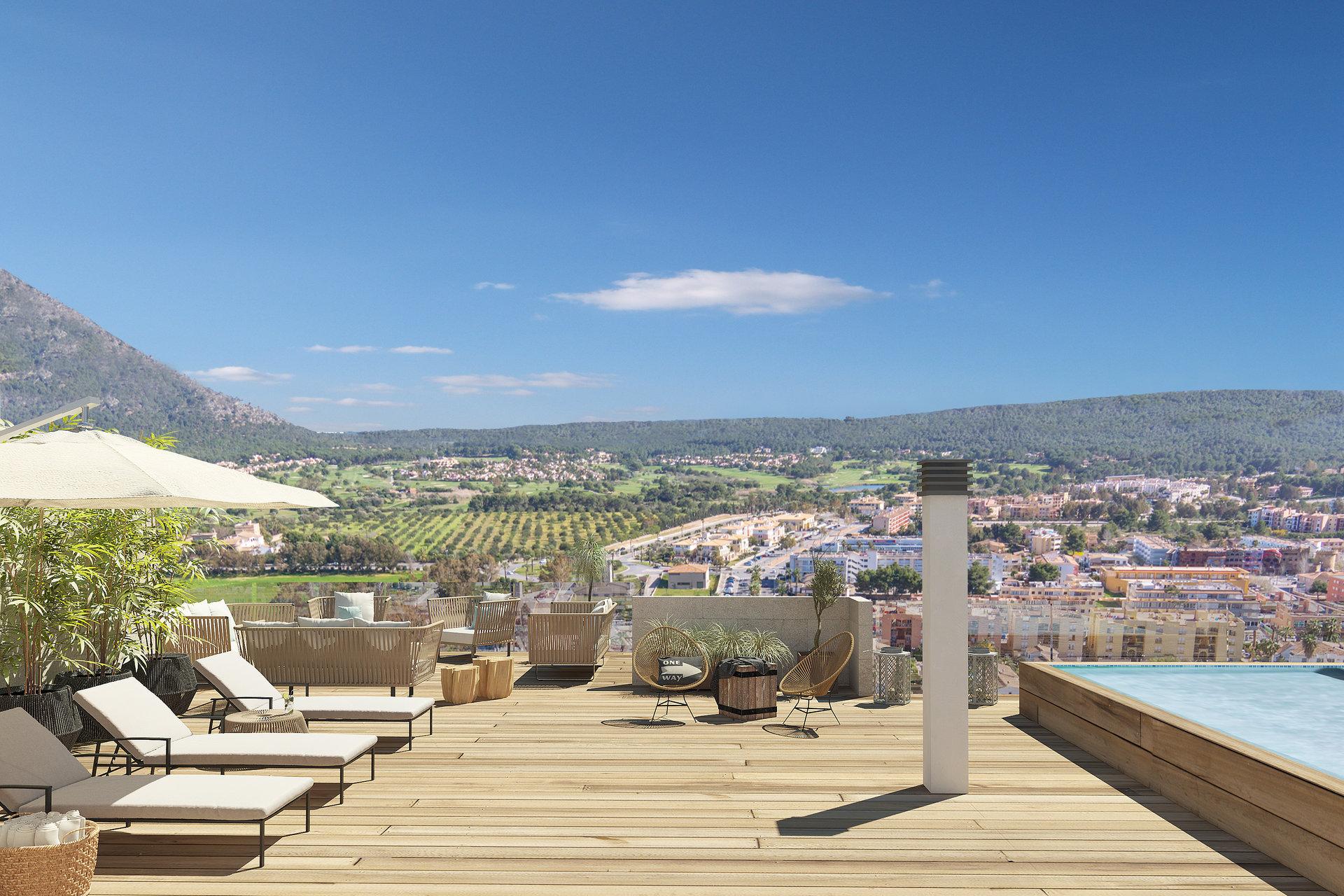 Ad Sale Apartment Santa Ponsa (07180) ref:V0547SP