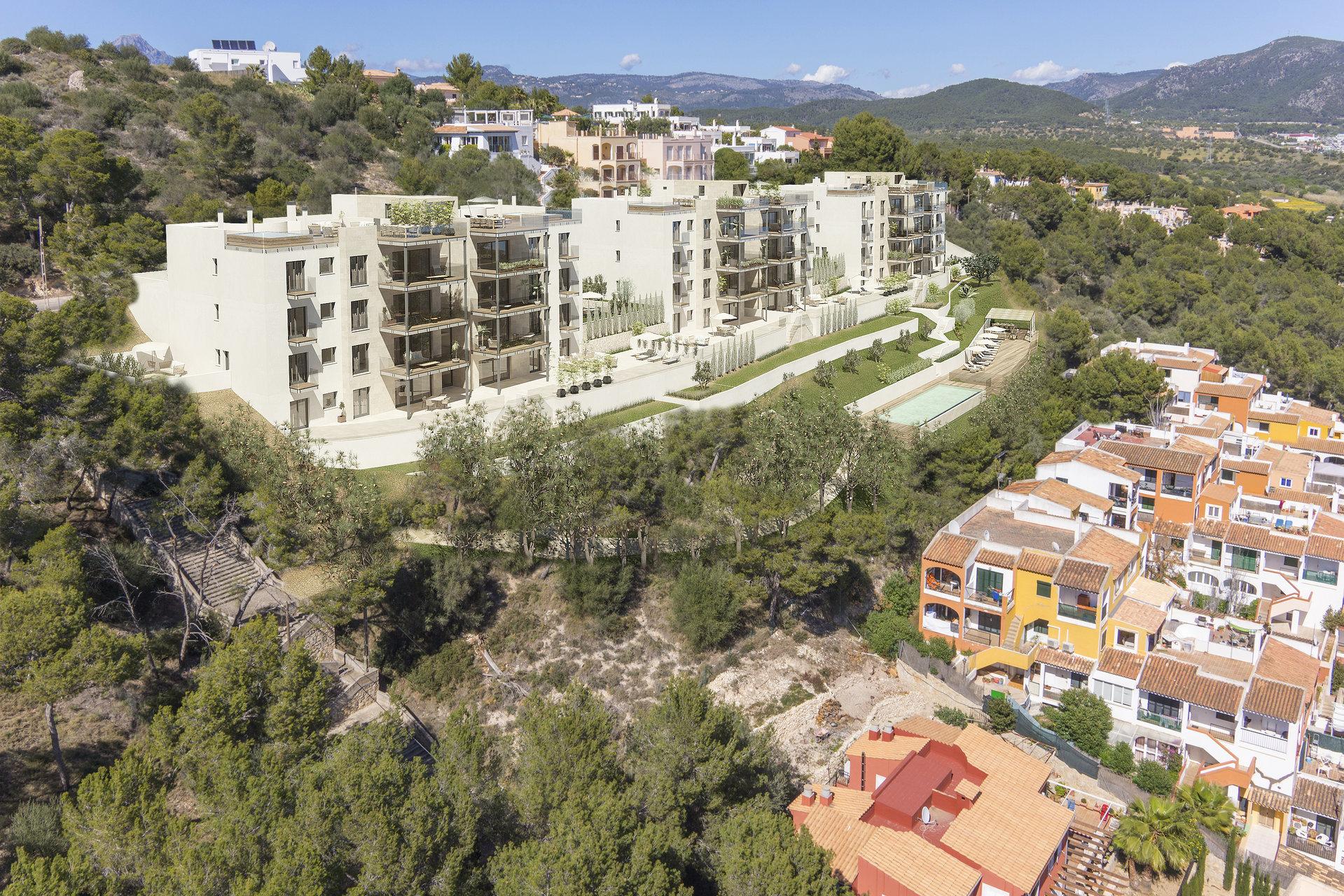 Ad Sale Apartment Santa Ponsa (07180) ref:V0549SP