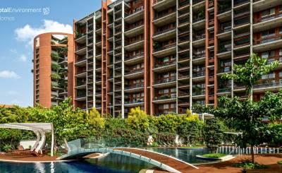 Sale Apartment villa Bangalore East