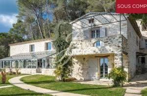 Sale Bastide Roquefort-les-Pins