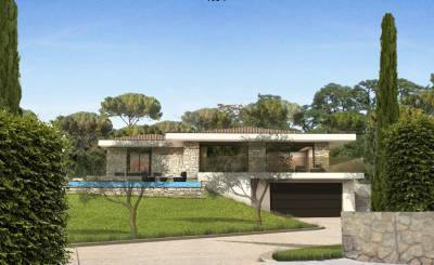 Sale Building land Biot