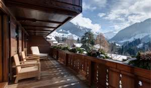 Sale Chalet Gstaad