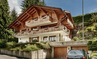 Luxury Estate For Sale In Gstaad Saanen Switzerland