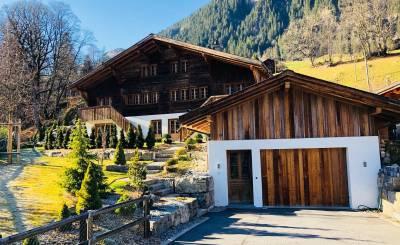 Sale Chalet Gsteig bei Gstaad