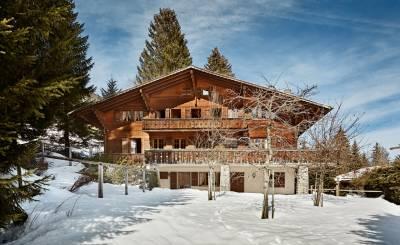 Sale Chalet Lauenen bei Gstaad