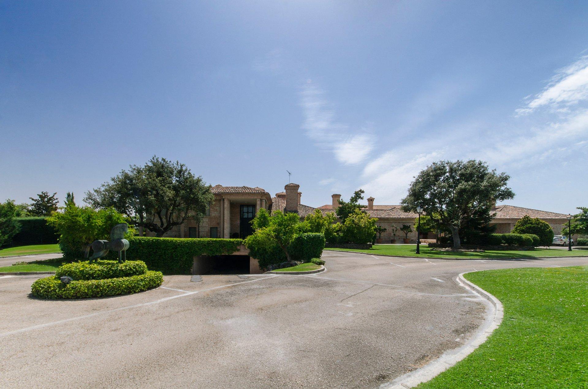 Ad sale house boadilla del monte 28660 v0002mac - Residencia boadilla del monte ...