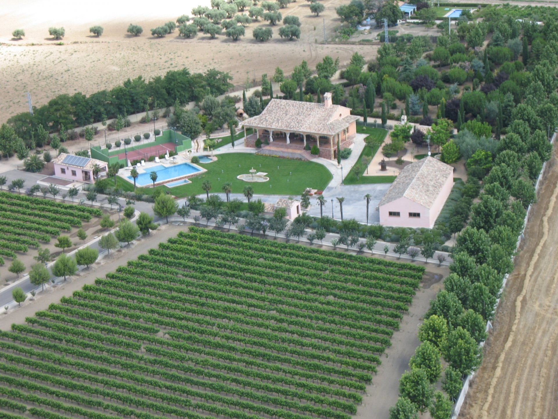 Ad sale house madrid otras zonas 28000 john taylor - Illescas garden ...
