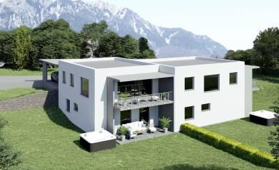 Sale Link House Bouveret