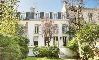 Sale Mansion Neuilly-sur-Seine