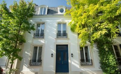 Sale Mansion Paris 16ème