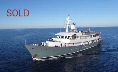 Sale Motor Yacht Barcelona