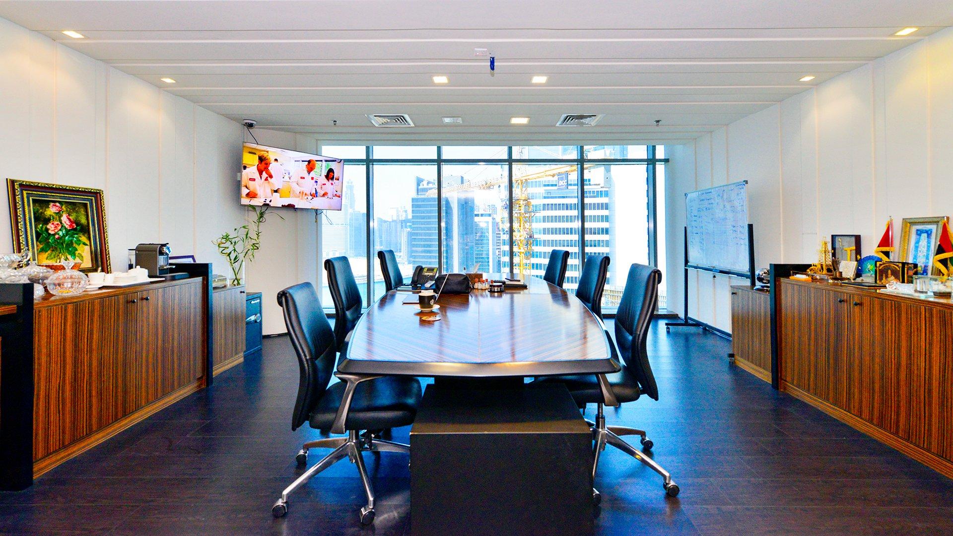 Ad Sale Office Business Bay Metropolis Tower ref:V0168DU