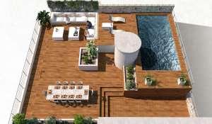 Sale Penthouse Cap d'Antibes