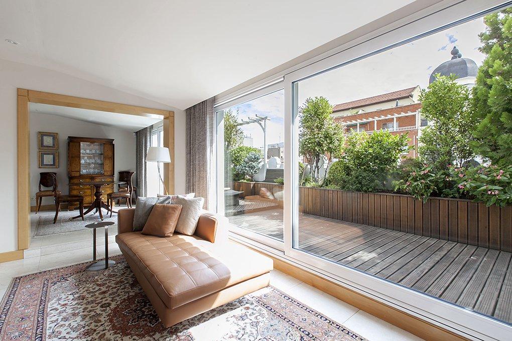 ... Sale Penthouse Madrid ...