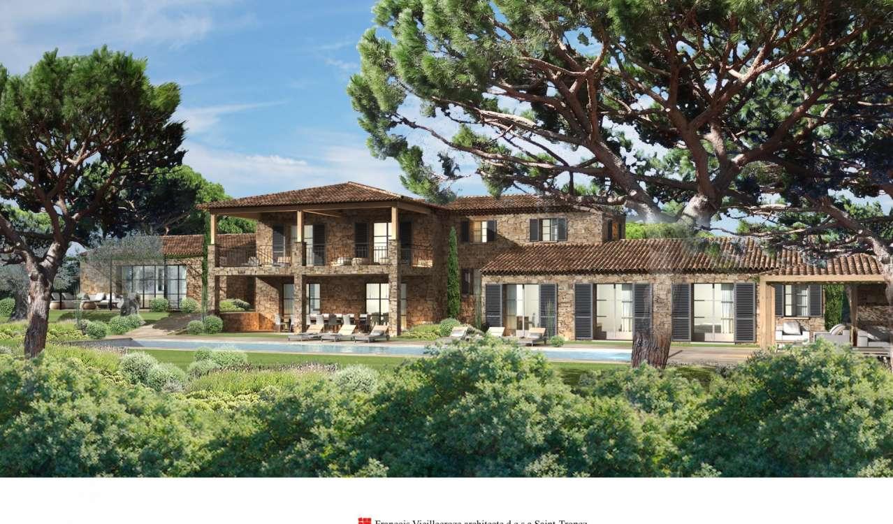 Sale Plot of land Saint-Tropez